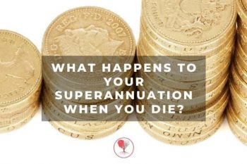 What happens to your superannuation when you die?