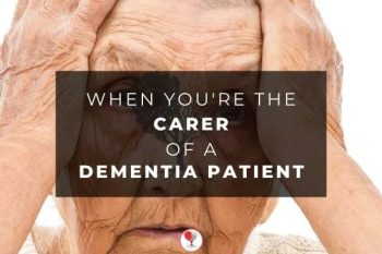 Carer of a dementia patient what do i do